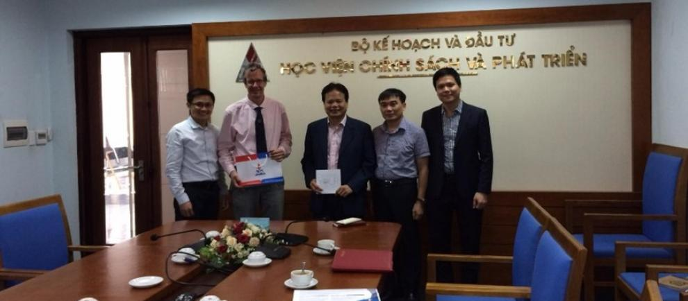 The Rector's Delegate for internationalisation policies in Vietnam