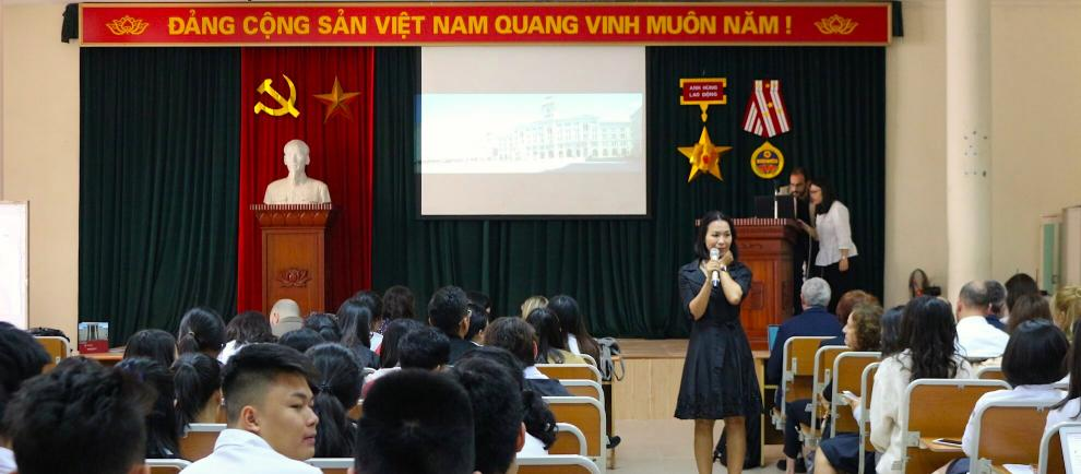 University of Brescia in Vietnam for the Italian Days on Higher Education